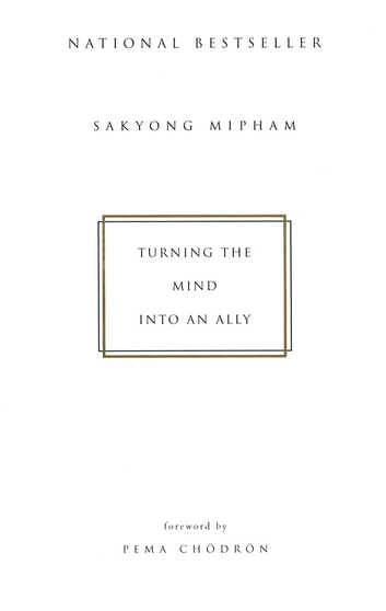 Turning the Mind Into an Ally ebook by Sakyong Mipham