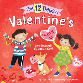 The 12 Days of Valentine's ebook by Jenna Lettice