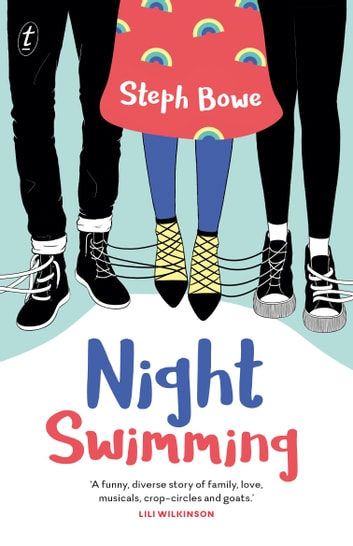 Night Swimming ebook by Steph Bowe