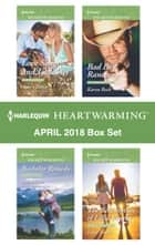 Harlequin Heartwarming April 2018 Box Set - Love Songs and Lullabies\Bachelor Remedy\Bad Boy Rancher\The Redemption of Lillie Rourke ebook by Amy Vastine, Carol Ross, Karen Rock,...