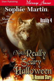 (Not) Really Scary Halloween ebook by Sophie Martin
