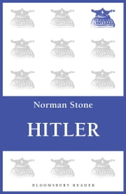 Hitler ebook by Norman Stone