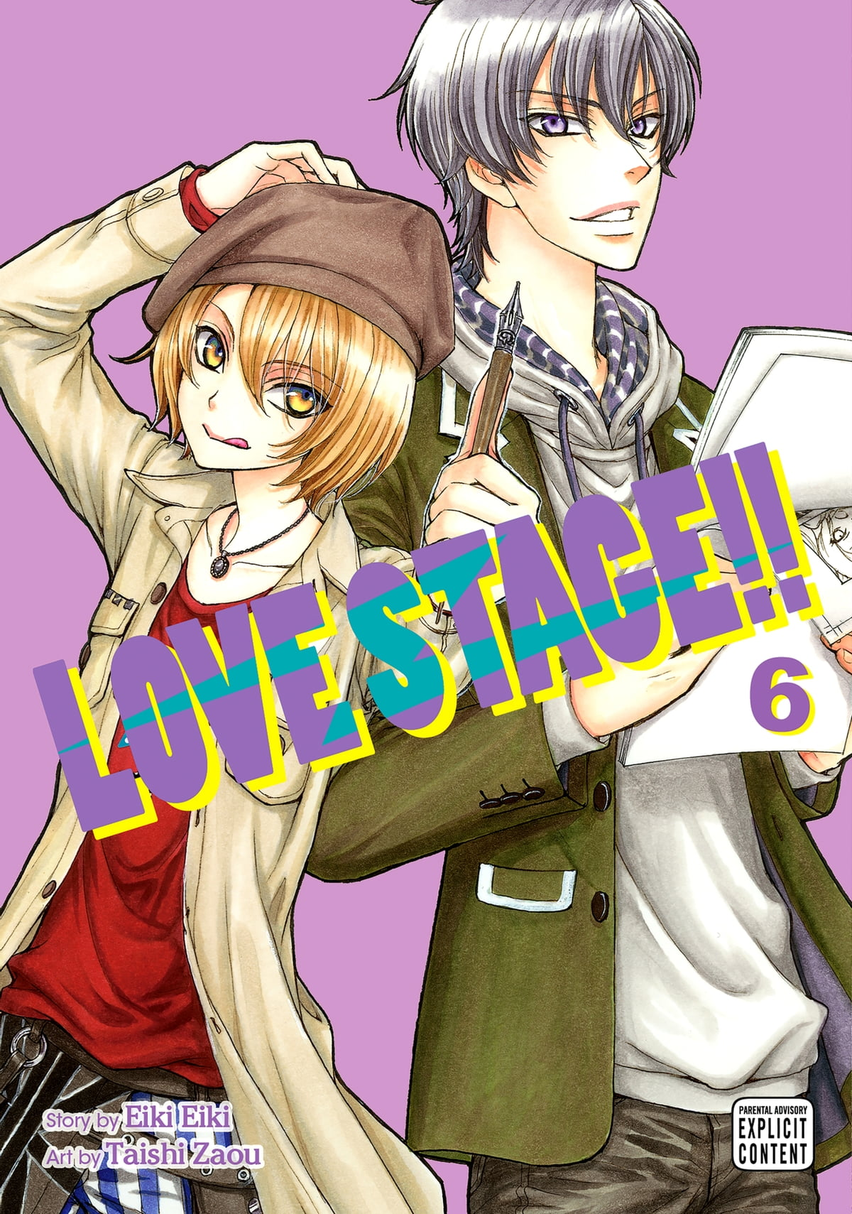 Love Stage!!, Vol. 6 (Yaoi Manga) eBook by Eiki Eiki ...