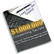 1 Million Copywriting Secrets ebook by Sven Hyltén-Cavallius