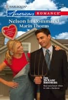 Nelson in Command ebook by Marin Thomas