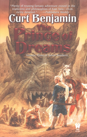 Prince of Dreams ebook by Curt Benjamin