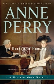 A Breach of Promise - A William Monk Novel ebook by Anne Perry
