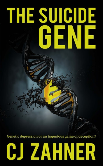 The Suicide Gene ebook by CJ Zahner