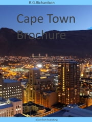 Cape Town Brochure ebook by R.G. Richardson