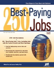 250 Best-Paying Jobs ebook by Michael Farr,Laurence Shatkin