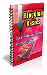 Blogging Basics ebook by Jimmy  Cai