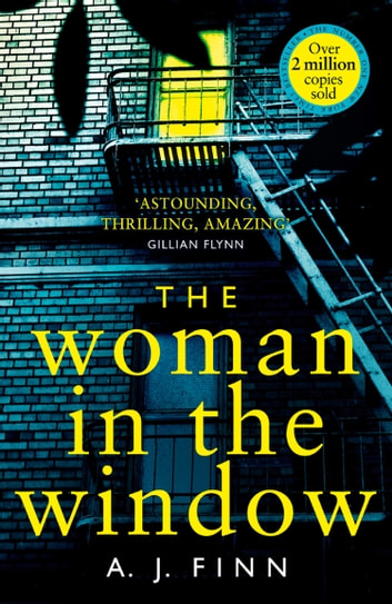 The Woman in the Window ebooks by A. J. Finn