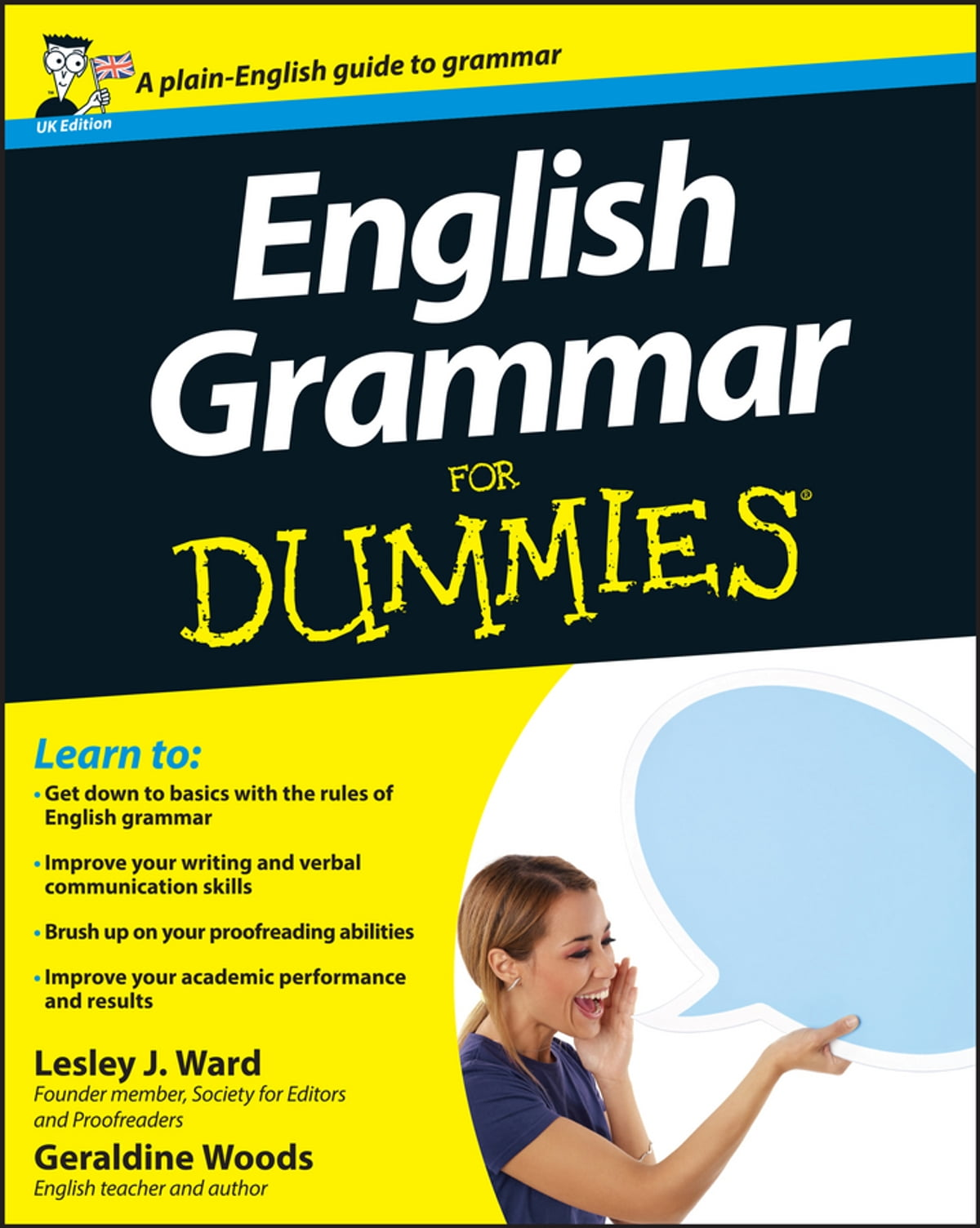 English Grammar For Dummies eBook by Lesley J. Ward - 9780470687048 |  Rakuten Kobo