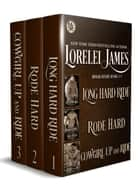 Rough Riders Bundle 1 (books 1, 2, 3) ebook by Lorelei James