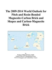 The 2009-2014 World Outlook for Pitch and Resin-Bonded Magnesite-Carbon Brick and Shapes and Carbon-Magnesite Brick ebook by ICON Group International, Inc.