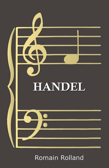 Handel ebook by Romain Rolland