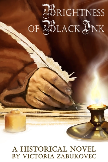 Brightness of Black Ink ebook by Victoria Zabukovec