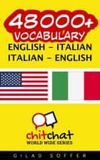 48000+ Vocabulary English - Italian ebook by Gilad Soffer