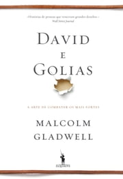 David e Golias ebook by Malcolm Gladwell