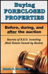 Foreclosure Investing - Buying Bank-Owned Properties (REOs) ebook by Gene Grossman