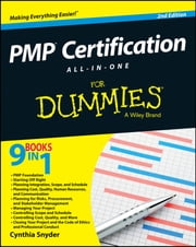 PMP Certification All-in-One For Dummies ebook by Cynthia Snyder Stackpole