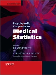 Encyclopaedic Companion to Medical Statistics ebook by