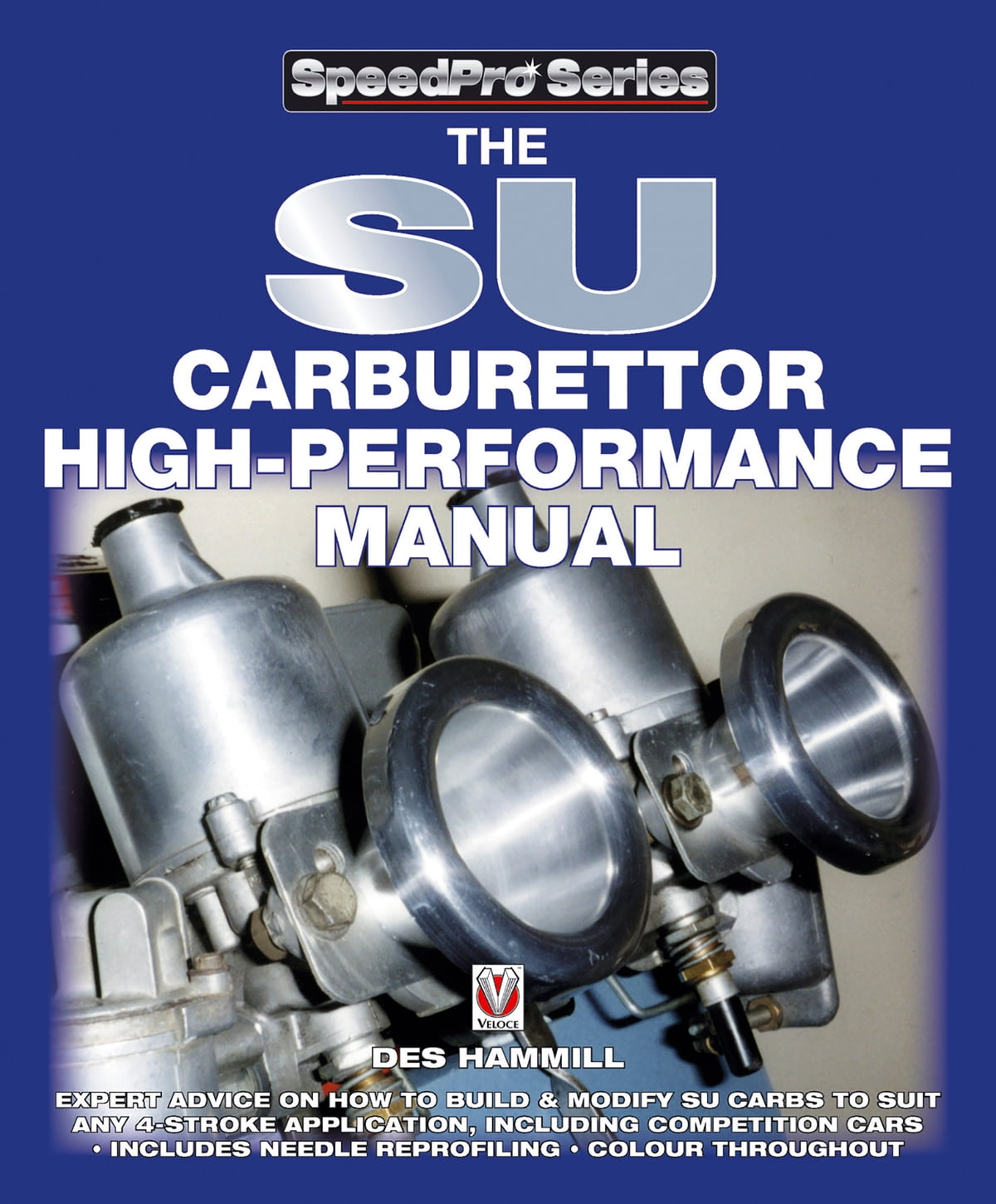 The SU Carburettor High Performance Manual eBook by Des Hammill -  9781787112209 | Rakuten Kobo