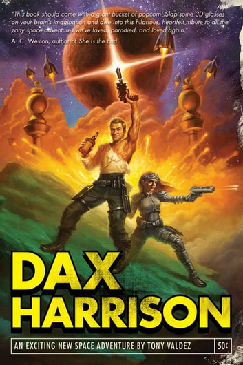 Dax Harrison ebook by Tony Valdez
