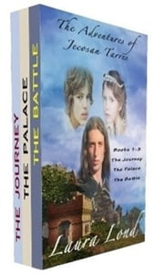 The Adventures of Jecosan Tarres (Omnibus, the whole trilogy) ebook by Laura Lond