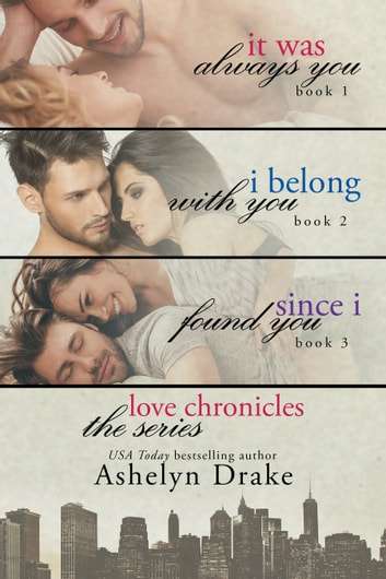 Love Chronicles Boxed Set ebook by Ashelyn Drake