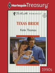 Texas Bride ebook by Kate Thomas