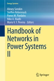 Handbook of Networks in Power Systems II ebook by