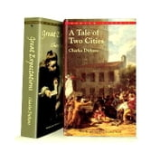 A Tale of Two Cities and Great Expectations (Bantam Classics Editions) ebook by Charles Dickens