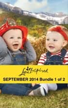 Love Inspired September 2014 - Bundle 1 of 2 - Her Montana Twins\Small-Town Billionaire\Stranded with the Rancher ebook by Carolyne Aarsen, Renee Andrews, Tina Radcliffe