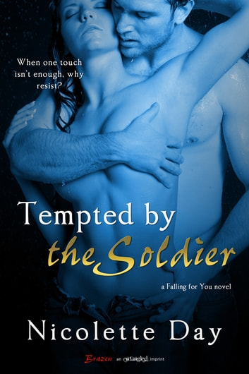 Tempted by the Soldier ebook by Nicolette Day