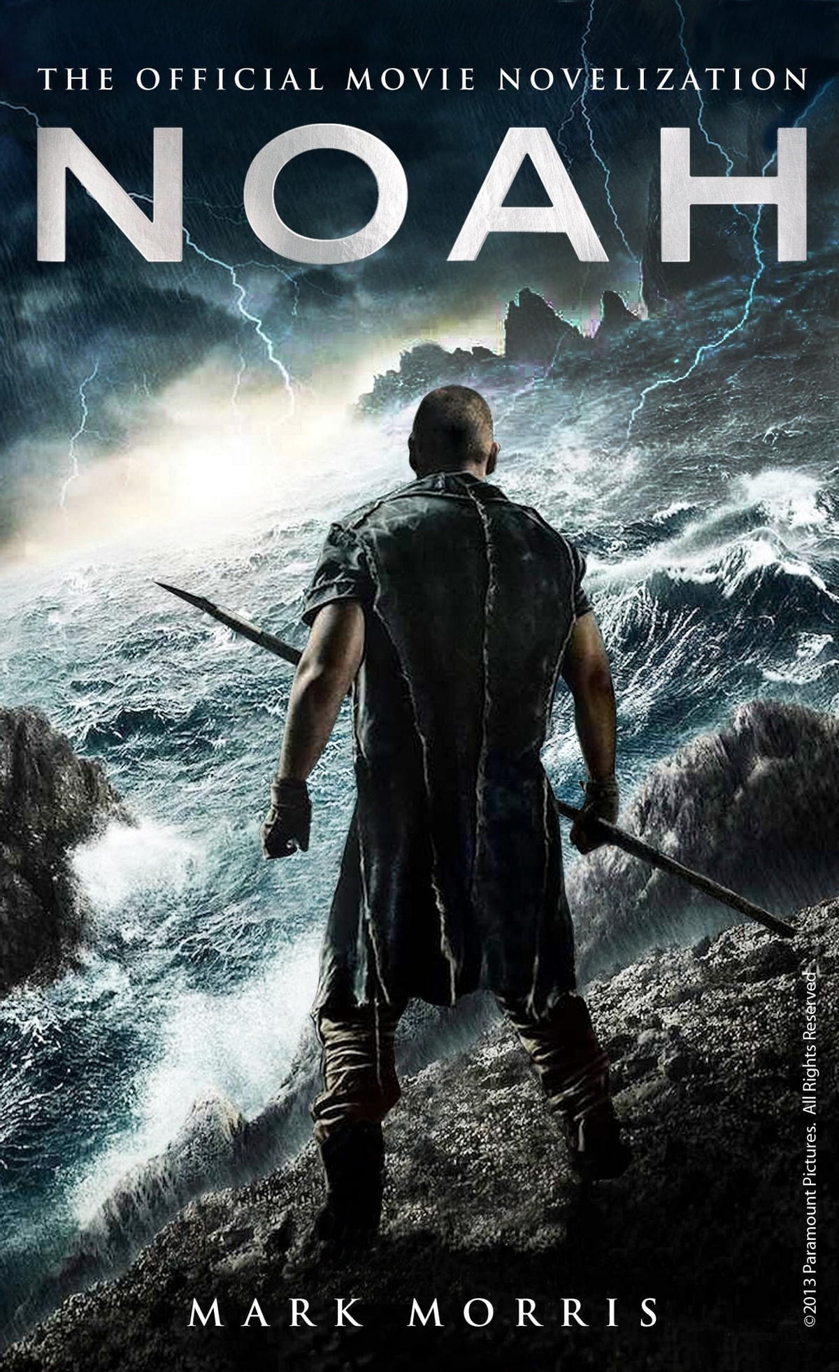 Noah: The Official Movie Novelization eBook by Mark Morris - 9781783292578  | Rakuten Kobo