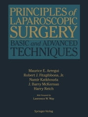 Principles of Laparoscopic Surgery - Basic and Advanced Techniques ebook by Maurice E. Arregui,Robert J. Jr. Fitzgibbons,Namir Katkhouda,J. Barry McKernan,Harry Reich