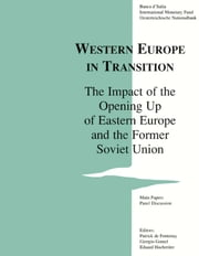 Western Europe in Transition: Impact of Opening Up Eastern Europe ebook by International Monetary Fund