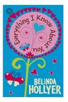 Everything I Know About You ebook by Belinda Hollyer