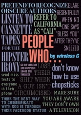People Who... ebook by wireless G