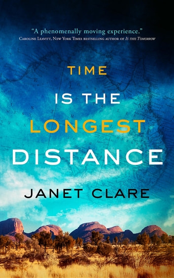 Time is the Longest Distance ebook by Janet Clare