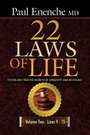 22 Laws Of Life (Volume 2) ebook by Paul Enenche MD