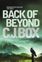 Back of Beyond ebook by