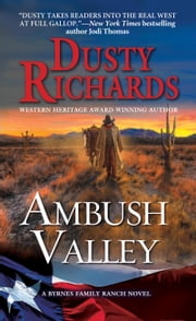 Ambush Valley ebook by Dusty Richards