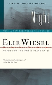 Night ebook by Elie Wiesel, Elie Wiesel, Marion Wiesel