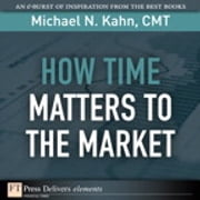 How Time Matters to the Market ebook by Michael N. Kahn CMT
