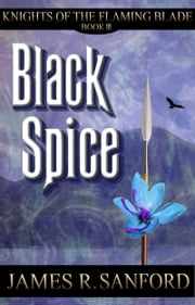 Black Spice (Knights of the Flaming Blade #3) ebook by James R. Sanford