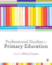 Professional Studies in Primary Education ebook by