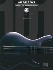 101 Bass Tips - Stuff All the Pros Know and Use ebook by Gary Willis