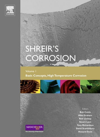 Shreir's Corrosion ebook by Tony J.A. Richardson